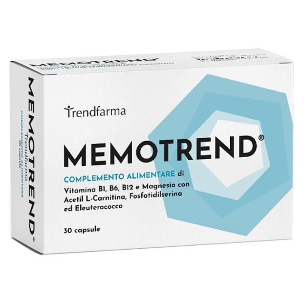 MEMOTREND 30 Cps 375mg