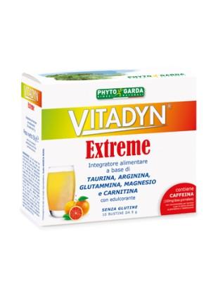 Vitadyn Extreme 10 Bustine - Integratore Magnesio e Caffeina