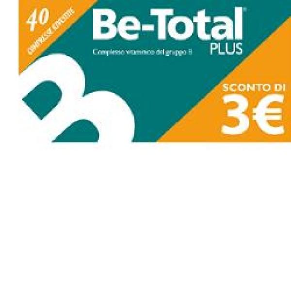 BeTotal 40 compresse | Integratore Alimentare Vitamina B