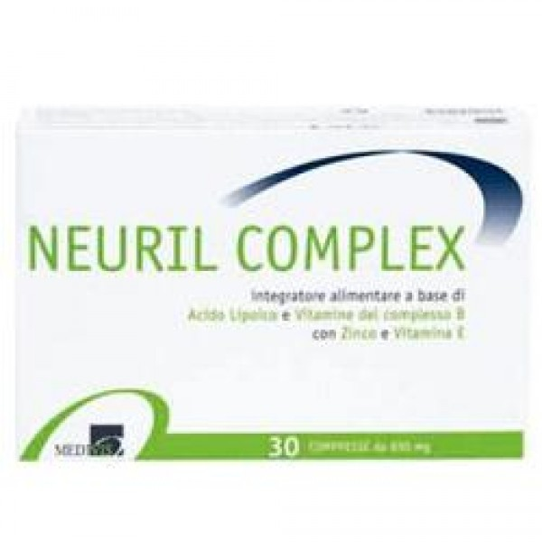 NEURIL COMPLEX 850mg 30 Cpr