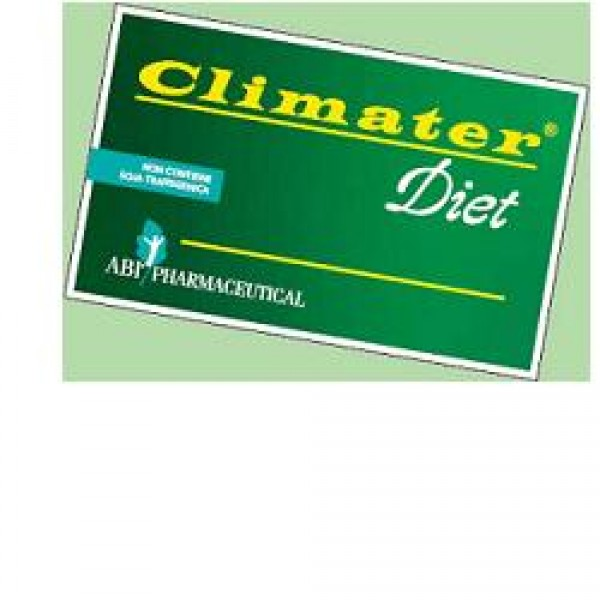 CLIMATER DIET 20CPR