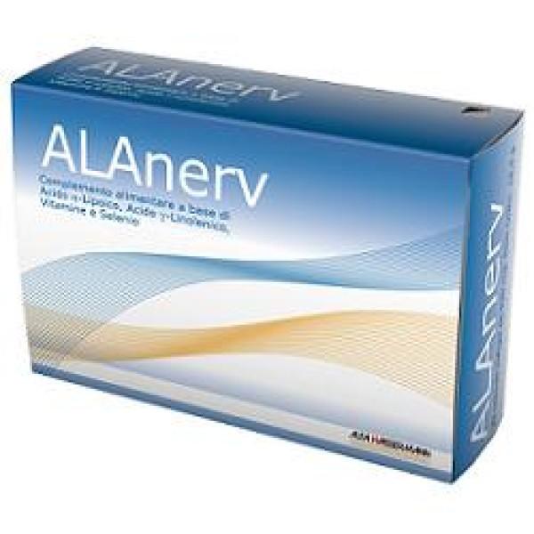 ALANERV 920MG 20CPS