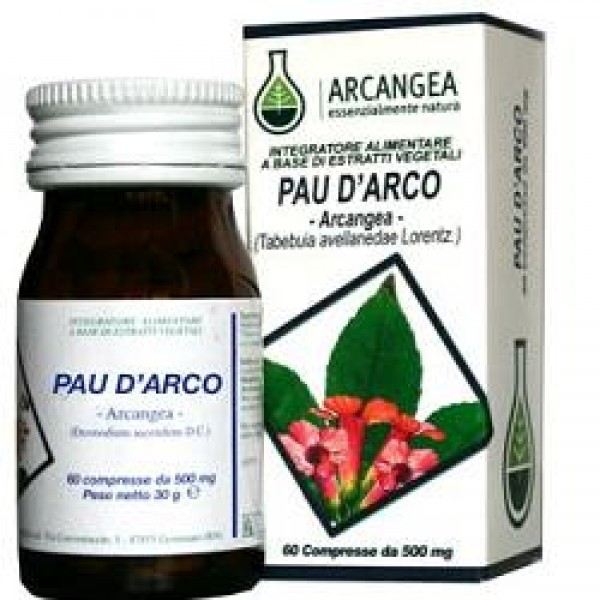 PAU DARCO 60 Cps 500mg ACN
