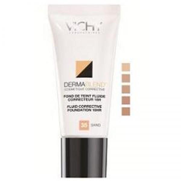 Vichy Dermablend Fondotinta Fluido Sabbia 35 30 ml