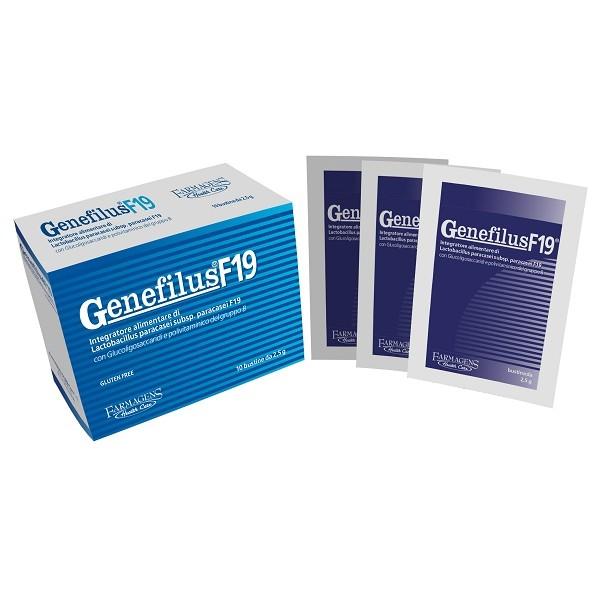 GENEFILUS F19 10BUST 2,5G