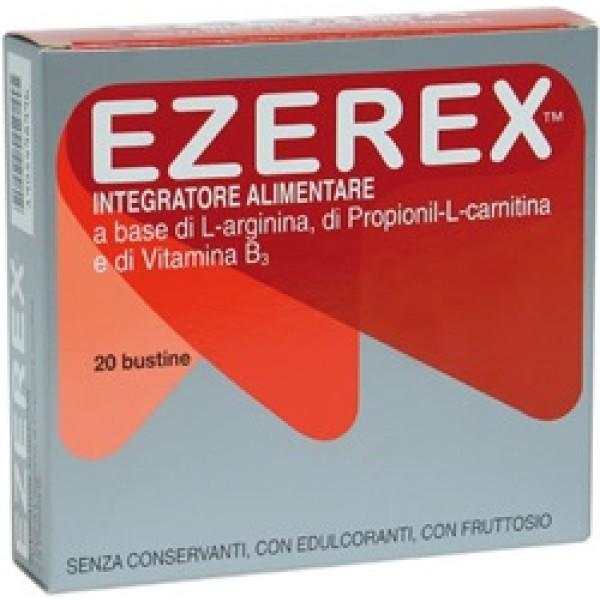 Ezerex Integratore Disfunzione Erettile 20 Buste