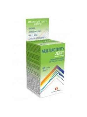MULTIACTIVITY Adulti 60 Cpr