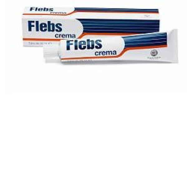 Flebs Crema Lenitiva per Gambe Pesanti 30 ml