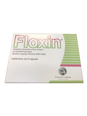 Floxin 8 Capsule - Integratore Fermenti Lattici