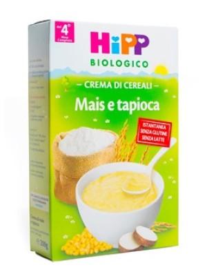 Hipp Bio Crema di Mais e Tapioca Istantanea 200 grammi