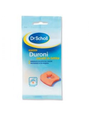 Dr. Scholl Cerotti in Lattice Protezione Duroni 4 Cerotti