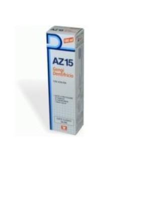 Az 15 Dentifricio per Gengive Arrossate 100 ml