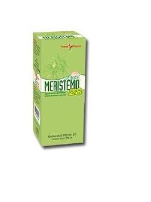 Meristemo 28 Uterino 100 ml PromoPharma - Integratore Drenaggio dell'Utero