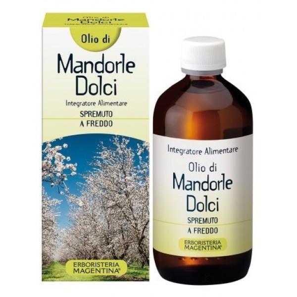 Erboristeria Magentina Olio Mandorle Dolci 250 ml