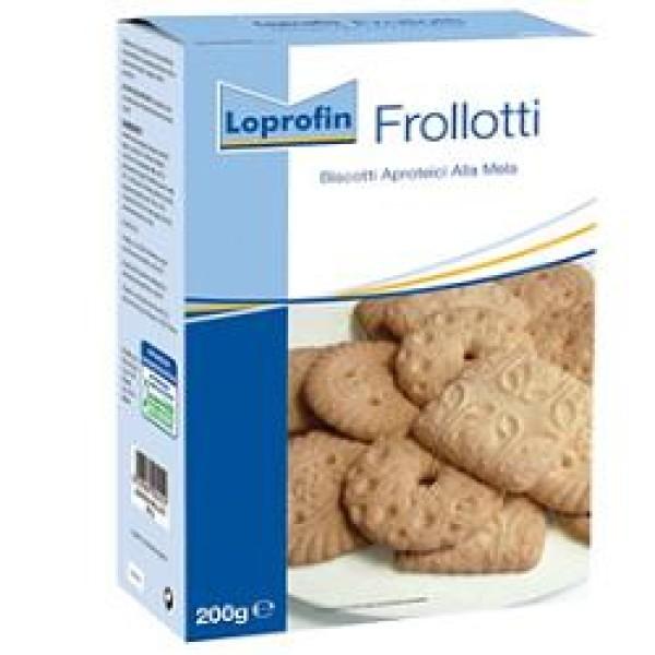 Loprofin Frollotti Mela a Ridotto Contenuto Proteico 200 grammi