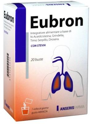 Eubron 20 Bustine - Integratore Alimentare