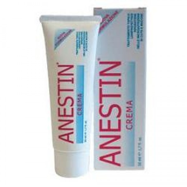 ANESTIN Crema Lenitiva 50ml