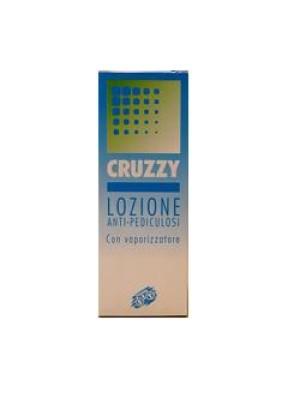 Cruzzy Lozione Anti Pediculosi con Vaporizzatore 100 ml
