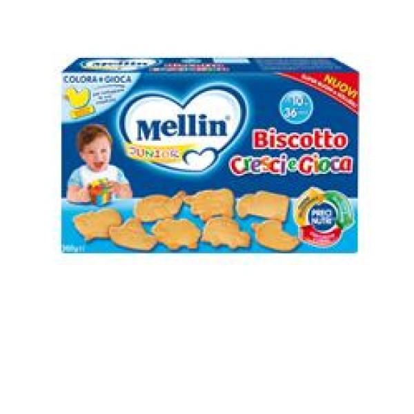 Mellin Biscotti Cresci & Gioca 360 grammi