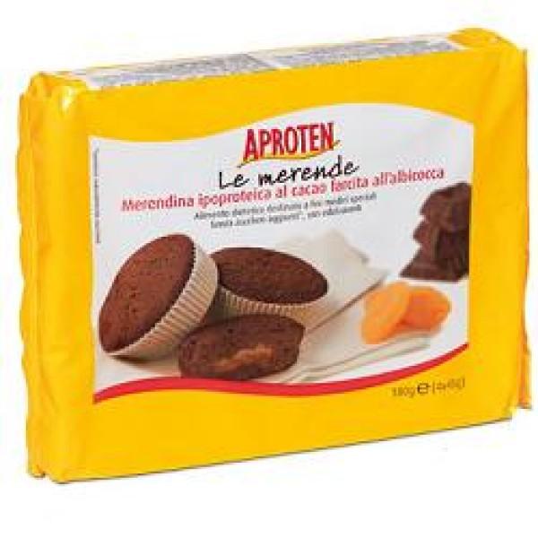 Aproten Merendina Cacao Ipoproteica Senza Zucchero 180 grammi