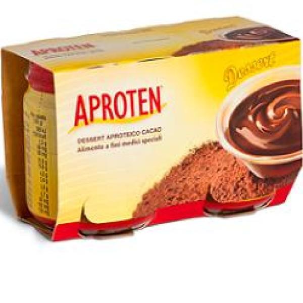 Aproten Budino Aproteico al Cacao 240 grammi