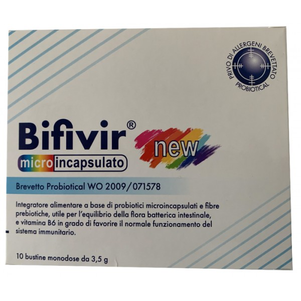 BIFIVIR 10 Buste 4g