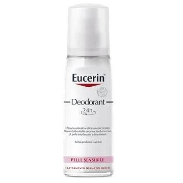 Eucerin Deodorante Sensitive Vapo 24h 75ml