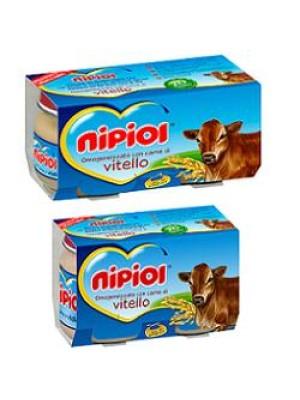 OMO NIPIOL Vitello 2x 80g