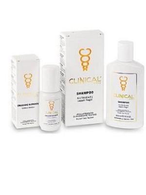 Clinical Dermatologico Shampoo Nutriente Capelli Fragili 200 ml