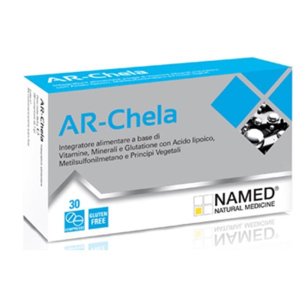 Named AR-Chela Integratore Alimentare 30 Compresse