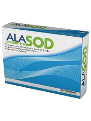 Alasod 600 Integratore Antiossidante 20 Compresse