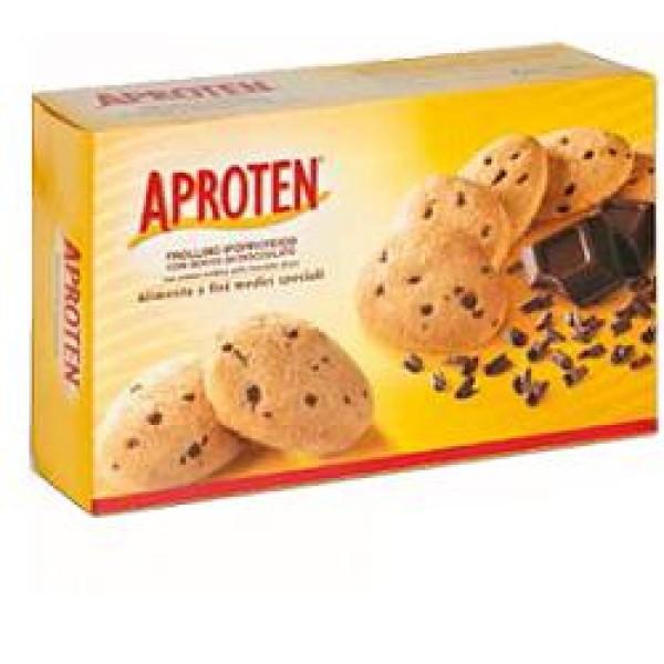 Aproten Biscotti con Gocce di Cioccolato 180 grammi