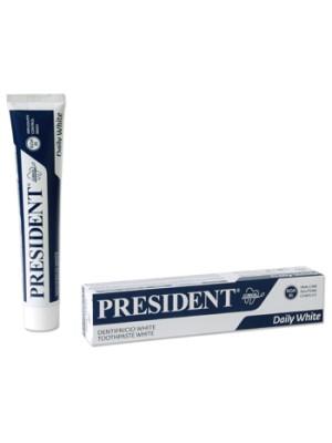 PRESIDENT Dent.White 75ml