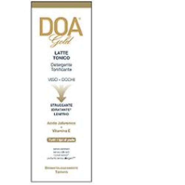 Doa Gold Latte Tonico Detergente 200 ml