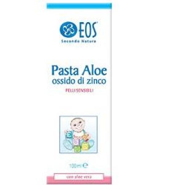 EOS Aloe Pasta Oss.Zinco 100ml