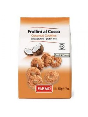 FARMO Bisc.Froll.CoccoS/G 200g
