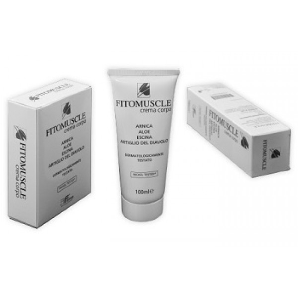 FITOMUSCLE Crema 100ml