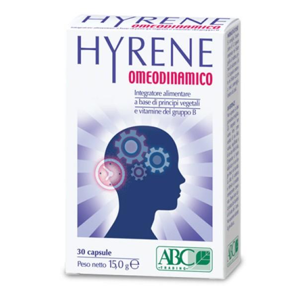 Hyrene 30 Capsule - Integratore Alimentare