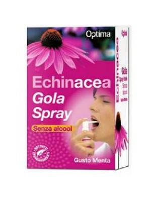 Optima Echinacea Gola Spray 20 ml - Integratore Gola