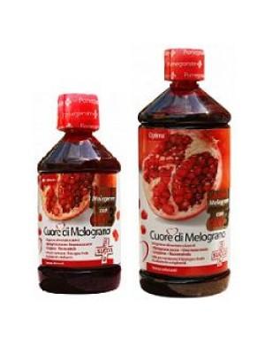 Optima Cuore di Melograno Succo 500 ml - Integratore Antiossidante
