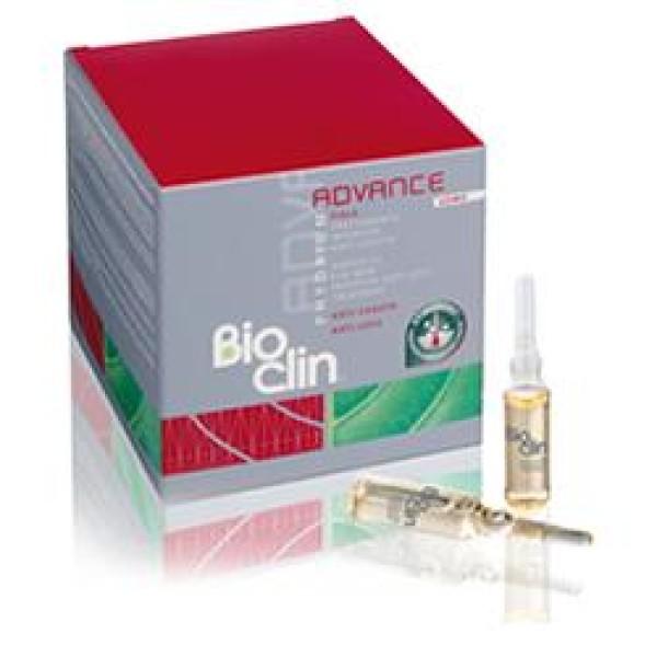 Bioclin Phydrium Advance Uomo Trattamento Anticaduta 15 Fiale da 5ml