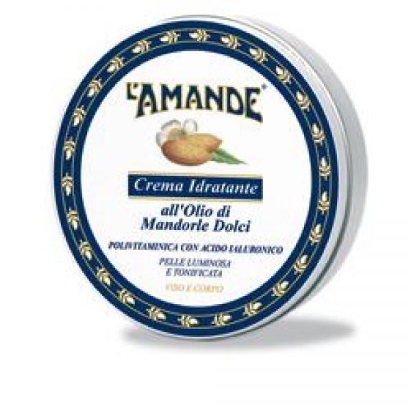 L'Amande Crema Viso Corpo Idratante 150 ml