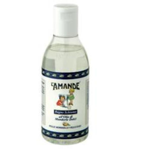 L'Amande Bagnoschiuma Olio di Mandorle Dolci Detergente 250 ml