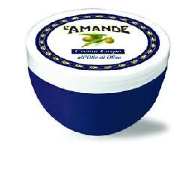 L'Amande Crema Corpo Olio Oliva Idratante 200 ml