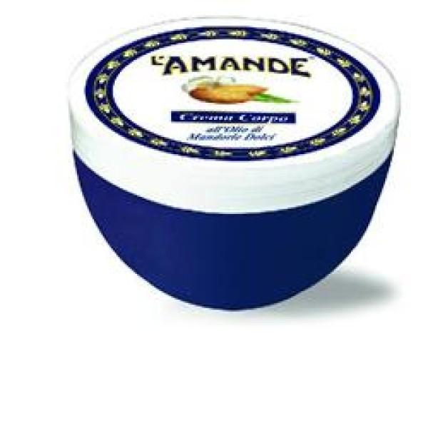 L'Amande Crema Corpo Idratante alle Mandorle Dolci 200 ml