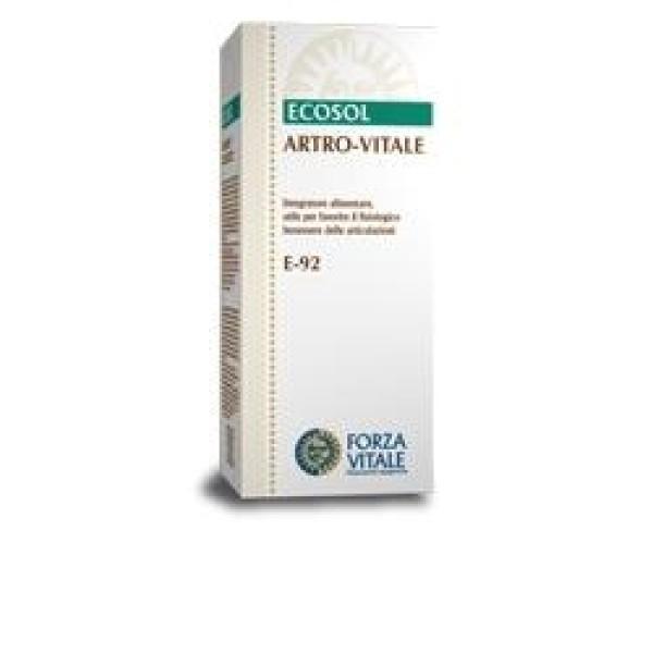 Ecosol Artro Vitale 60 Compresse - Integratore Alimentare