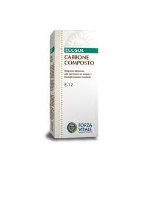 ECOSOL Carbone Comp.Tav.25g
