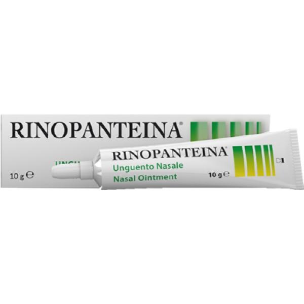 Rinopanteina Unguento Nasale 10 grammi