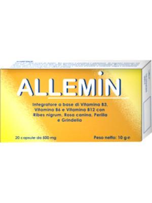 Allemin 20 Capsule - Integratore Difese Immunitarie