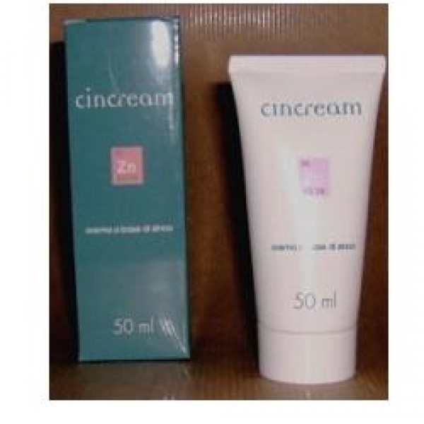 CINCREAM CR OSSIDO ZINCO 50ML